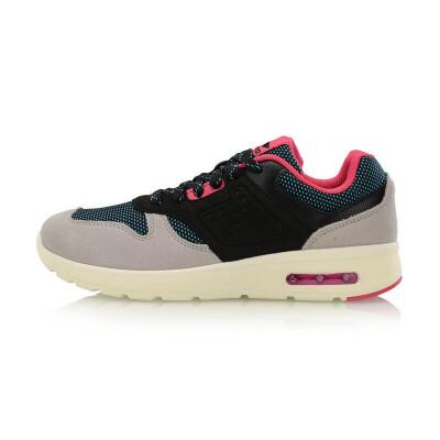 李宁新款女子运动休闲鞋生活气垫跑步鞋 ARCL072