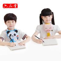 纠正儿童小学生儿童写字姿势预防近视坐姿矫正器护眼架视力保护器