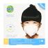 [当当自营]滴露(Dettol)智慧型口罩 S码 防雾霾PM2.5专用口罩(单只装,白色 N95/头戴式/独立呼吸阀 无通风器) 7-12岁儿童口罩