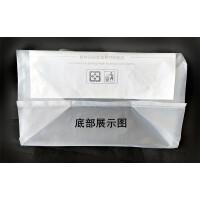 熙式烘焙包装级塑料吐司面包袋加厚甜品蛋糕手提纸餐盒打包袋