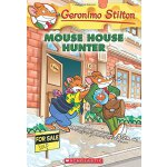 英文原版 老鼠记者61:拯救老鼠报社 Mouse House Hunter (Geronimo Stilton #61