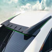 本田十代新思域TypeR顶翼TR尾翼改装思域改装大飞机尾翼思域
