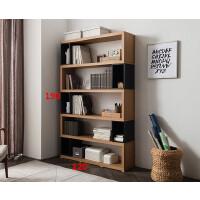书架置物架简约现代书柜客厅储物架隔断架办公室组合书架展示货架
