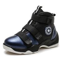 儿童篮球鞋秋冬季童鞋新款韩版男童加绒加厚休闲鞋中小童学生儿童运动鞋潮