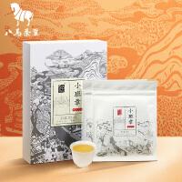 八�R茶�~ 信��年份普洱生茶小班章普洱生茶手撕�茶�Y盒�b50g*6�