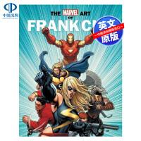 英文原版 漫威专题 弗兰克 赵作品集 Marvel Monograph The Art of Frank Cho 漫画画