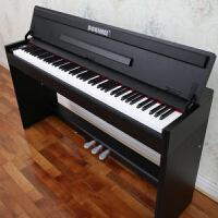 电钢琴88键重锤多瑞美家用智能儿童电子琴初学者电钢琴 +凳子