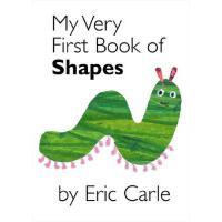 【预订】My Very First Book of Shapes 9780399243875