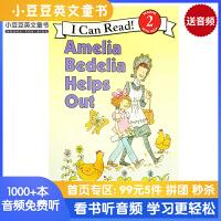 英文原版 Amelia Bedelia Helps Out [4-8岁]