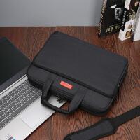 苹果13寸14寸15.6寸17.3单肩手提男女式商务笔记本电脑包