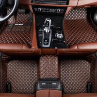 汽车脚垫全包围皮革专用于荣威350360550750E950 W5 RX3 ERX5 I6