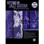 【预订】Sitting in -- Jazz Guitar: Backing Tracks and Improv Le