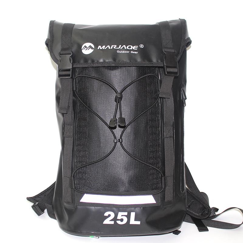 漂流防水包探洞探险绳包游泳潜水袋户外登山徒步双肩背包