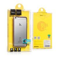 浩酷 iphone6P手机壳全包超薄苹果6plus透明5.5六6P防摔电镀软壳