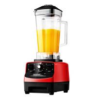商用不加热家用豆浆破壁料理机榨果汁功能全自动 红色