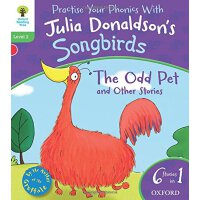 英文原版 Oxford Reading Tree Songbirds: Odd Pet and Other Stori