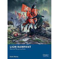 【预订】Lion Rampant - Medieval Wargaming Rules
