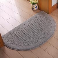 卧室门垫半圆形地垫门垫进门地毯脚垫防滑垫客厅卫浴厨房蹭土地毯