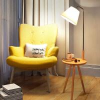 【支持礼品卡】落地灯客厅卧室简约现代沙发置物茶几灯创意美式北欧立式床头台灯4hd