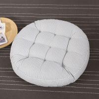 条纹坐垫秋冬加厚加大垫飘窗垫子条纹保暖座垫餐椅垫地板垫现代