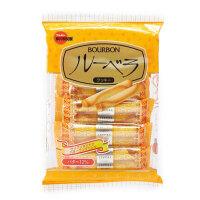 【爆品直降】波路��Bourbon�S油味�干52g(日本�M口 盒)