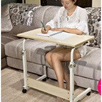简易折叠书桌家用学生电脑桌床上可移动升降台式学习写字桌子