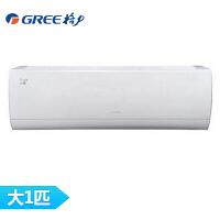 格力 润��一级变频(WIFI)KFR-26GW/(26594)FNhAa-A1(WIFI)(白色)大1P壁挂式空调家用