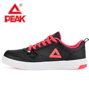 Peak/匹克板鞋女鞋 2017春季新款 情侣女款 经典舒适低帮运动休闲鞋DB710028