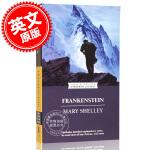 现货 科学怪人 英文原版 小说 正版 Frankenstein 玛丽・雪莱 弗兰克斯坦 经典读物