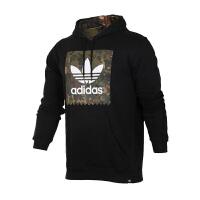 Adidas阿迪达斯 男装 2017新款三叶草运动休闲卫衣套头衫 BR5282 现