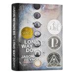 长路漫漫 英文原版小说 Long Way Down 纽伯瑞银奖 Jason Reynolds 英文版青少年英语课外读物