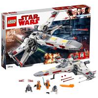 当当自营LEGO乐高starwars/星球大战系列X-翼星际战机(经典战役版)75218塑料积木玩具