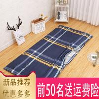 简易方便防脏学生宿舍床垫套拉链单人床垫薄垫子单人床笠被单贴身
