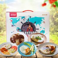 鲜动生活 维京鳕鱼海鲜礼盒装 1.4kg