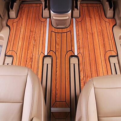 别克gl8木地板脚垫木质 gl8后备箱垫木地板脚垫改装装饰配件 ES 28T/25S全系列,11-17GL8适用 需要发票、大件运费请联系客服,更多优品优惠等您来选购!