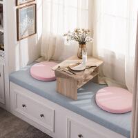 高密度加硬海绵飘窗垫定做窗台垫榻榻米沙发垫椅子垫卡座垫订制