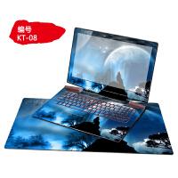 笔记本贴膜外壳保护膜联想Y471A Y480 Y480N Y485 14寸电脑贴纸