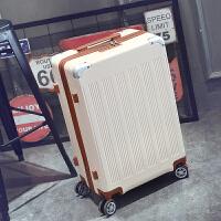 箱子密码箱行李箱男女行李箱万向轮皮箱旅行箱24寸登机箱26寸韩版