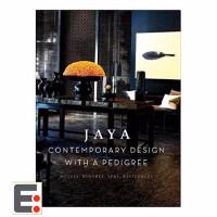 室内设计书籍 Jaya Contemporary Design with a Pedigree 室内住宅图书 室内 居住空间设计图书籍 室内设计画册作品集