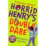 Horrid Henry's Double Dare 淘气包亨利笑话书-傻大胆儿 ISBN 9781444000085