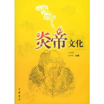 炎帝文化 王树新,孟世凯 9787101048544 书耀盛世图书专营店