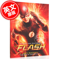 现货 闪电侠 电影艺术画册设定集 英文原版 The Art and Making of the Flash by Ab