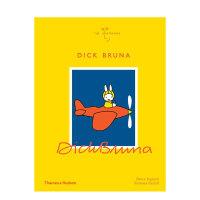 【�A�】Dick Bruna 迪克・布��{ Miffy米菲兔��作者 作品集 英文原版�O�