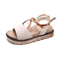 WARORWAR新品YM11-628夏季欧美平底鞋舒适女士凉鞋