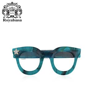 皇家莎莎发夹顶夹韩国头饰眼镜框弹簧横夹时尚发饰夹子简约盘发卡