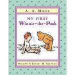 【预订】My First Winnie-the-Pooh