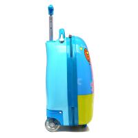 儿童拉杆箱女孩16寸旅行箱宝宝行李箱18寸万向轮小孩卡通拉杆箱