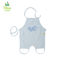 【2件8折到手价:23.2】迪士尼Disney新生儿用品婴幼儿男女宝宝纯棉肚兜143P632