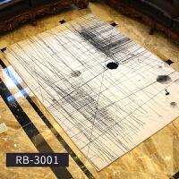 客厅地毯卧室满铺床边毯 现代简约沙发地毯长方形抽象茶几毯地垫