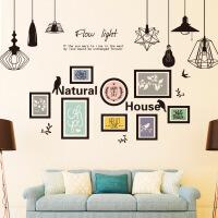 墙纸自粘墙贴卧室温馨房间装饰品客厅沙发背景墙北欧风格吊灯 NATURALHOUSE+吊灯 特大